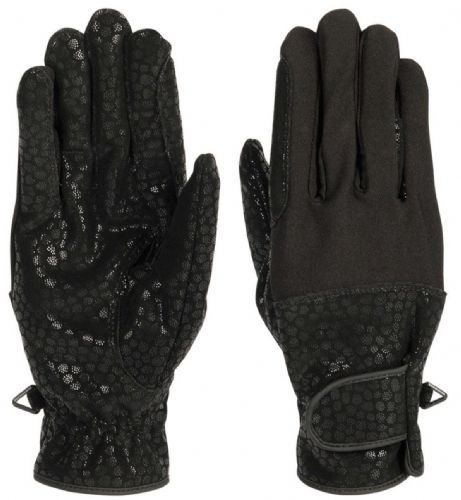 Harrys Horse Gloves Elegance - Black